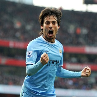 David Silva has played a pivotal role in the rise of Manchester City
