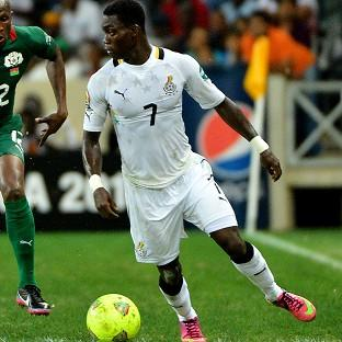 Christian Atsu is heading to Goodison Park
