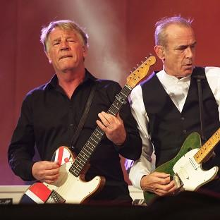 Status Quo's Francis Rossi will take to the stage without bandmate Rick Parfitt