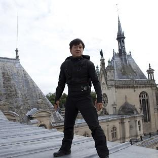 Jackie Chan stars in Chinese Zodiac