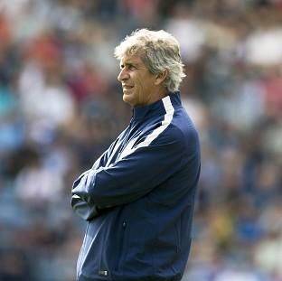 Manuel Pellegrini enjoyed an excellent first season in charge of Manchester City