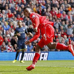 Daniel Sturridge's winner for Liverpool against Southampton was his 36th in 50 games for the club