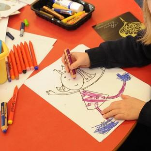 Children's people drawing skills have been linked to their intelligence in later life