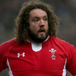 Wales prop Adam Jones has joined Cardiff Blues