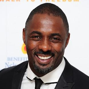 Idris Elba is among the stars who signed the letter callin