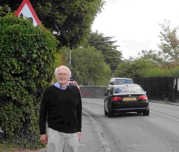 Call for action on accident blackspot