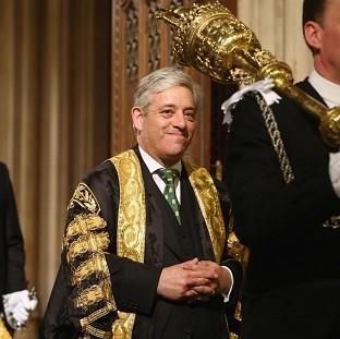 John Bercow's choice of a new Commons clerk has been questioned by two ex-ministers