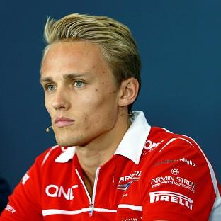 Marussia's Max Chilton will compete in this weekend's Belgian Grand Prix after all