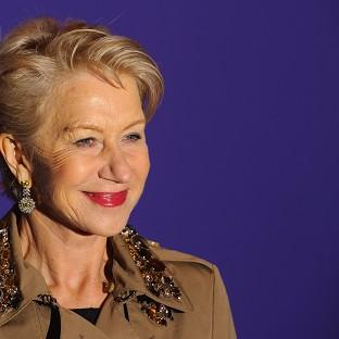 Dame Helen Mirren was told she could not play a film role in French because American audiences do not like subtitles