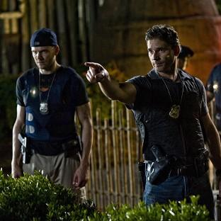 Eric Bana and Joel McHale play cops in Deliver Us From Evil