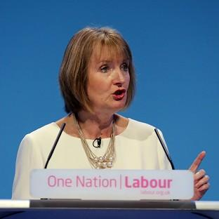 Harriet Harman is to highlight a dr