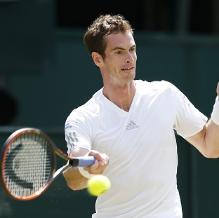 Andy Murray, pictured, was unsure why he suffered cramp in his US Open first-round win over Robin Haase