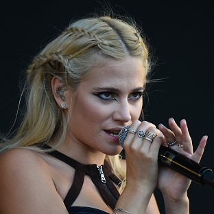 Pixie Lott is the latest celebrity to confirm she is appearing on the BBC's Strictly Come Dancing