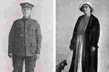 Drama group remembers heroine of First World War
