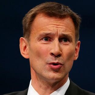 Health Secretary Jeremy Hunt has hailed new investment in the Cancer Drugs Fund