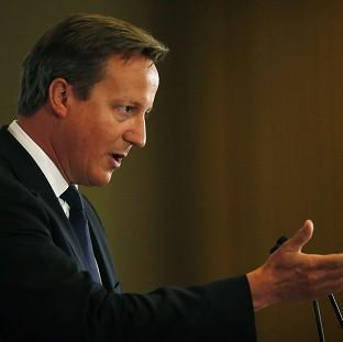 Prime Minister David Cameron will urge fellow European leaders to ratchet up t