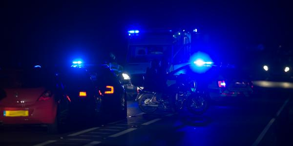 Pedestrian seriously injured in A303 accident