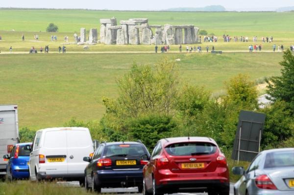 Changes to Stonehenge free visitor pass