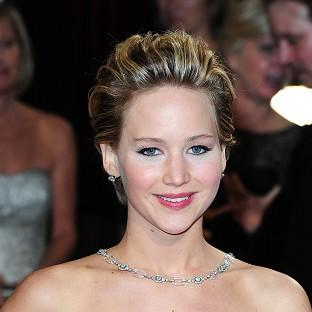 Jennifer Lawrence was one of the stars who was targeted