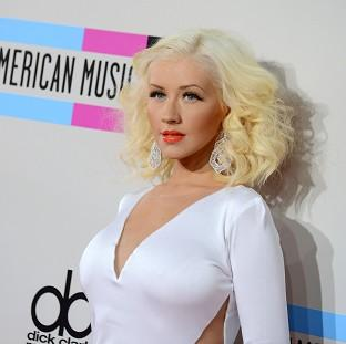 Christina Aguilera has been taking good care of herself since giving birth