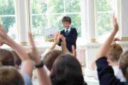 Salisbury Cathedral School – self-worth key to success