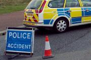 Two crashes on A36 in space of five minutes - woman suffers head injuries