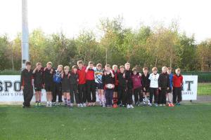 Chafyn pupils play schools on Ireland tour