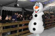 Ice rink opens in Wilton