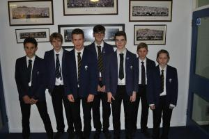 School runners selected for cross-country championships