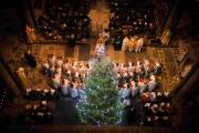 Get into the festive spirit at Salisbury Cathedral