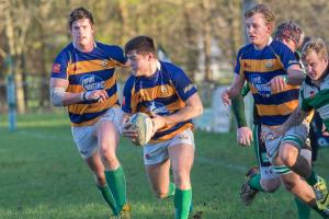 Tireless Salisbury RFC let loose at Dorchester