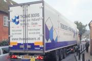 Tight squeeze – lorry drivers are flouting a HGV ban in Downton