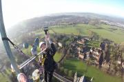 Capturing the dizzy heights of Salisbury Cathedral