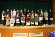 Test Valley School's annual presentation evening in November