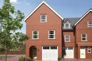 Connells launches perfect new properties - Nightingale Court, Romsey.