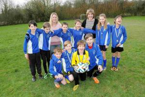 Porton youngsters have medals to show for tournament success