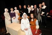 The Crucible on stage at Studio Theatre