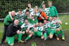 Lavvy shock leaders with cup triumph