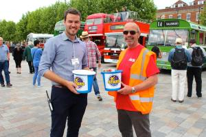 Bus company names Stars Appeal as its corporate charity