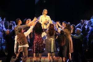 Latin fever grips Salisbury as Evita comes to town