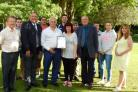 Durrington lauded for excellent ethos and communication by FA