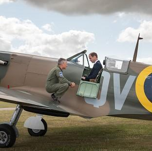 Spitfires to fly over Salisbury to mark its part in the Battle of