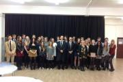 Senior Prize Giving at Salisbury School