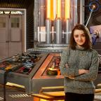 Salisbury Journal: Game Of Thrones star Maisie Williams: Working on Doctor Who was 'a joy'