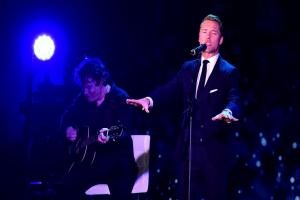 Ronan Keating delights with surprise performance at Make Some Noise charity evening