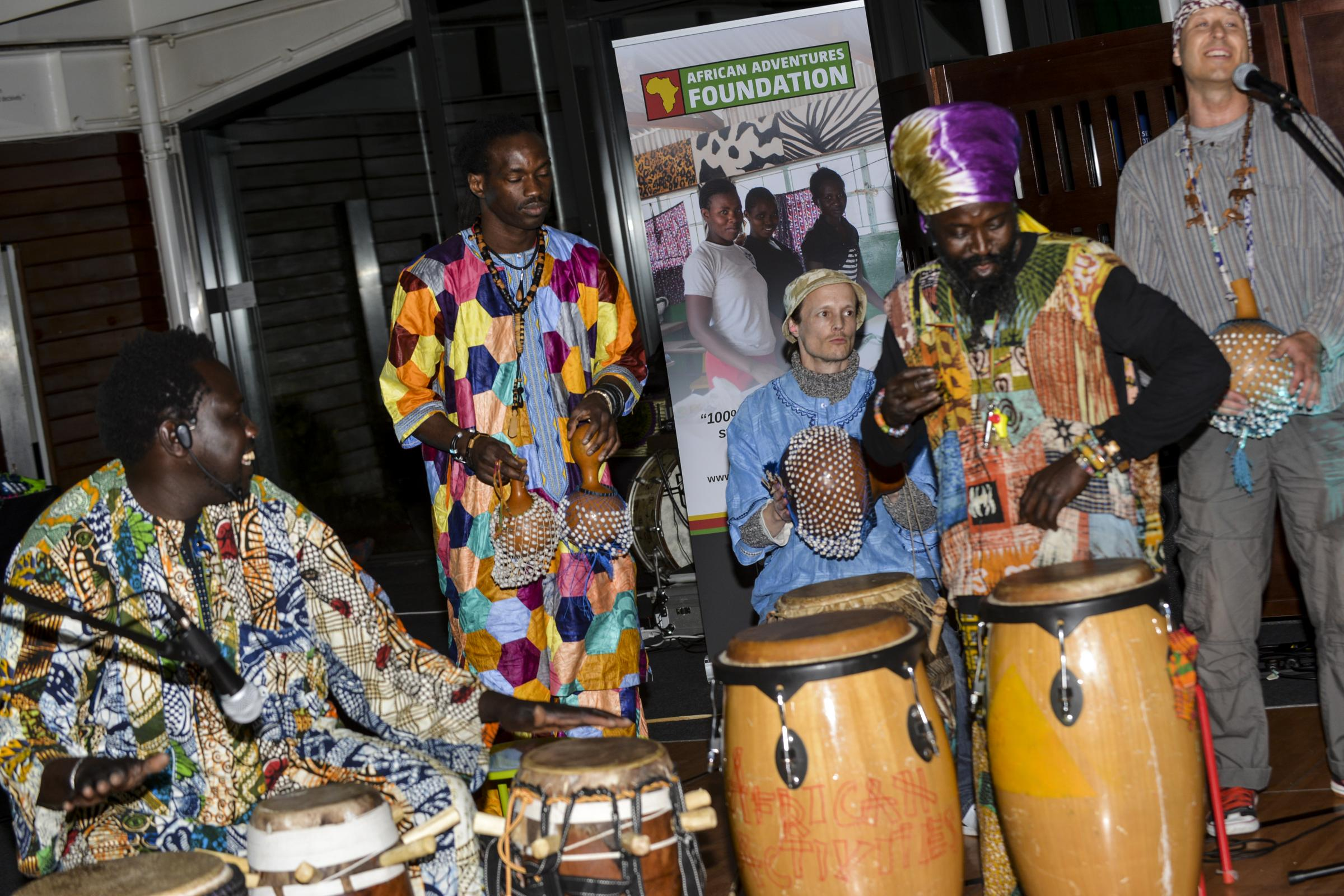 African Adventures Foundation Fundraising Dinner 2016