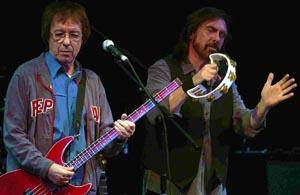 Bill Wyman's Rhythm Kings at the City Hall. DB3670P16