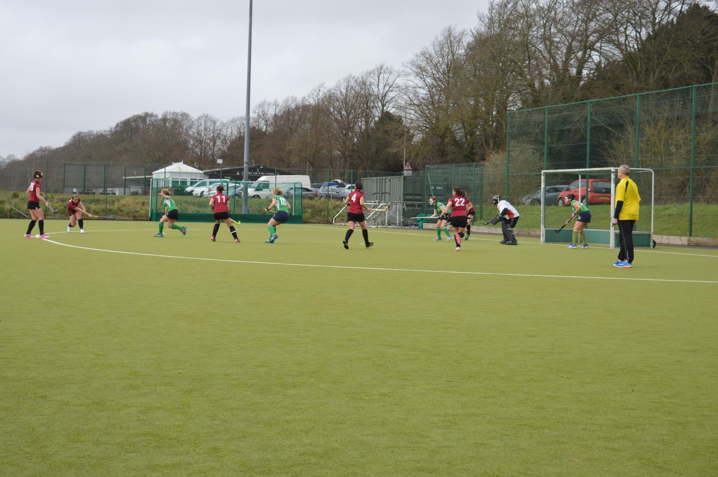 Salisbury Ladies Hockey firsts