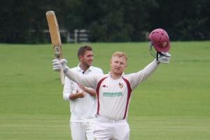 High-scoring batsman makes 'immensely difficult decision' to leave South Wilts for top job