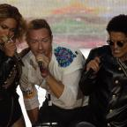 Salisbury Journal: Beyonce, Coldplay and Bruno Mars performed at the Super Bowl and it was EVERYTHING